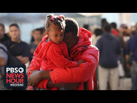 Activists demand Biden end deportation of Haiti migrants
