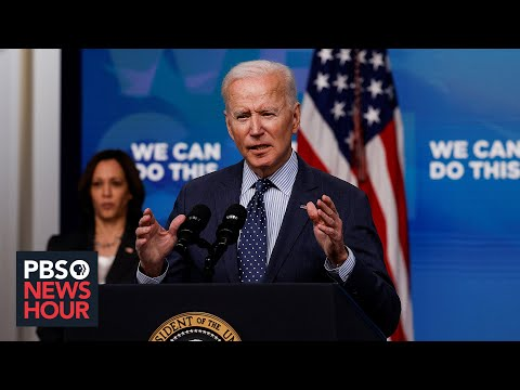 News Wrap: Biden scraps corporate tax hike in push for infrastructure deal