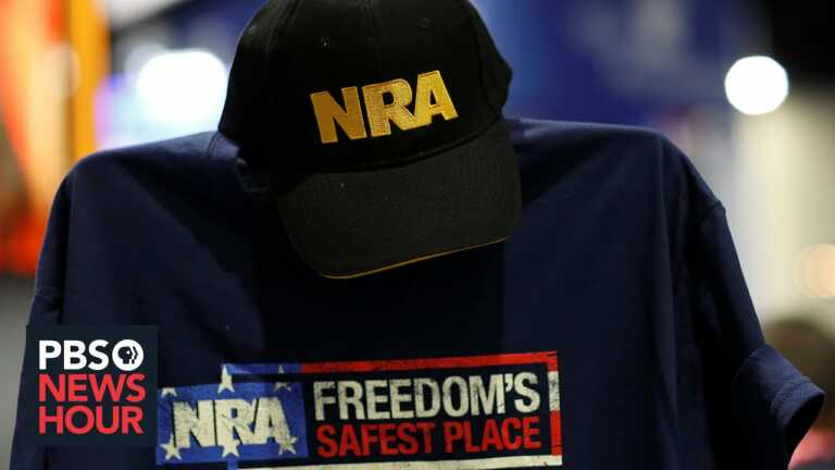 News Wrap: Federal judge rejects NRA bankruptcy bid, allowing NY to pursue dissolution