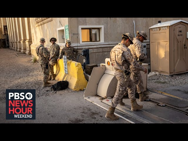 As ISIS presence dwindles, U.S. troops in Iraq face other threats