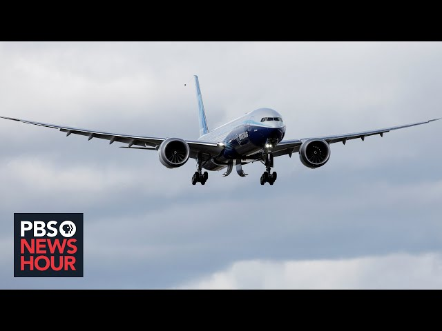 Greener skies: How sustainable aviation fuel could help stem airplane emissions