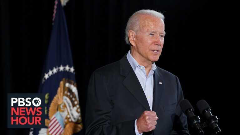 WATCH LIVE: Biden speaks on latest gains in jobs report