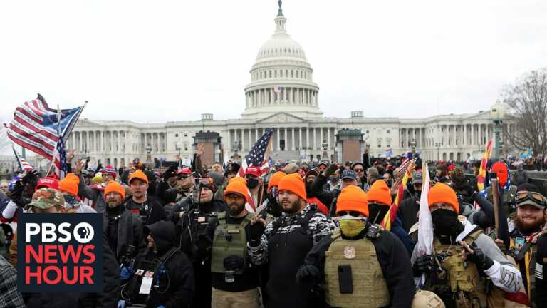 What we've learned about the Capitol attack in the last 6 months