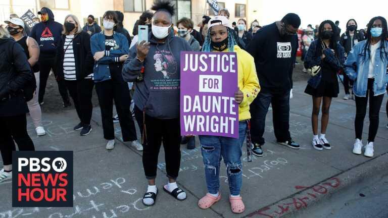 News Wrap: Minnesota AG to prosecute cop who killed Daunte Wright