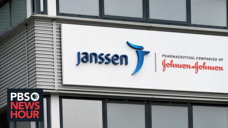 Johnson & Johnson vaccines halted across the U.S. over possible links to rare blood clots