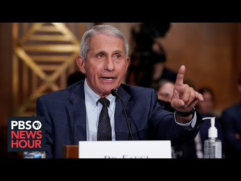 Dr. Fauci on CDC's reimposed mask guidelines, vaccine requirements and GOP criticism
