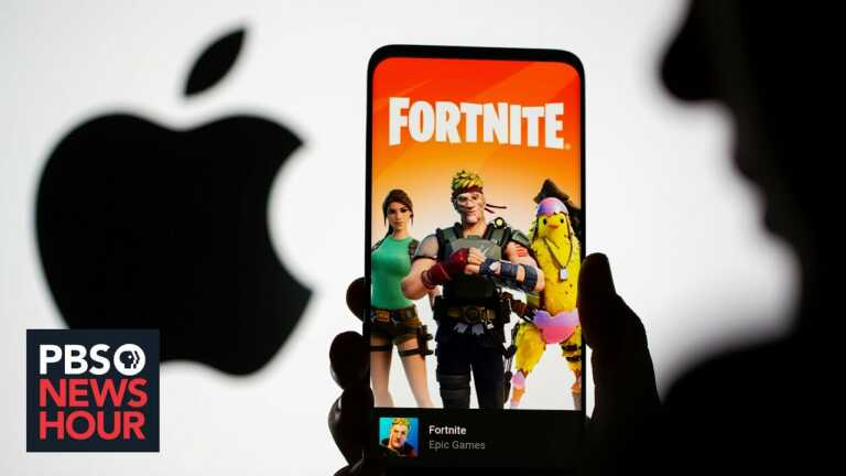 The bigger battle at stake in the Apple and Epic Games showdown