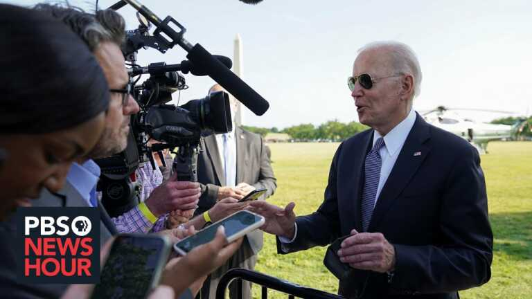 News Wrap: Biden directs US intelligence to redouble efforts probing origin of COVID-19