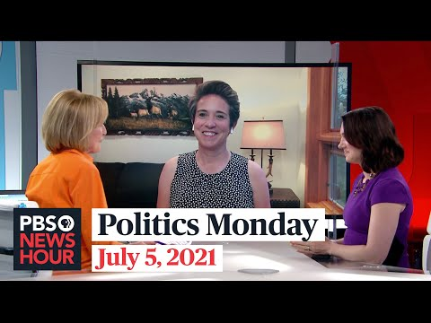 Tamara Keith and Amy Walter on the battle over voting rights, the fight against COVID-19