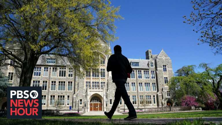 Record enrollment at Maine college offering diverse learning options post-pandemic