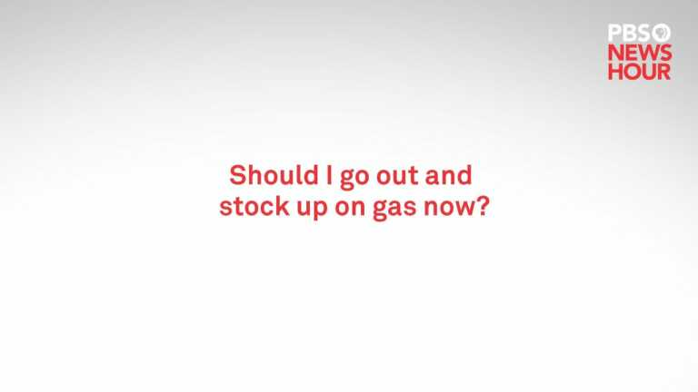 WATCH: Why you should wait to fill up your gas tank if you can