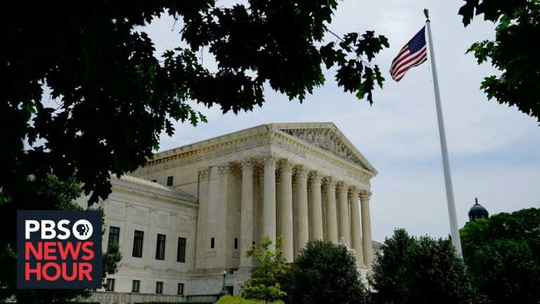 News Wrap: Supreme Court sides with cheerleader kicked off squad for social media post