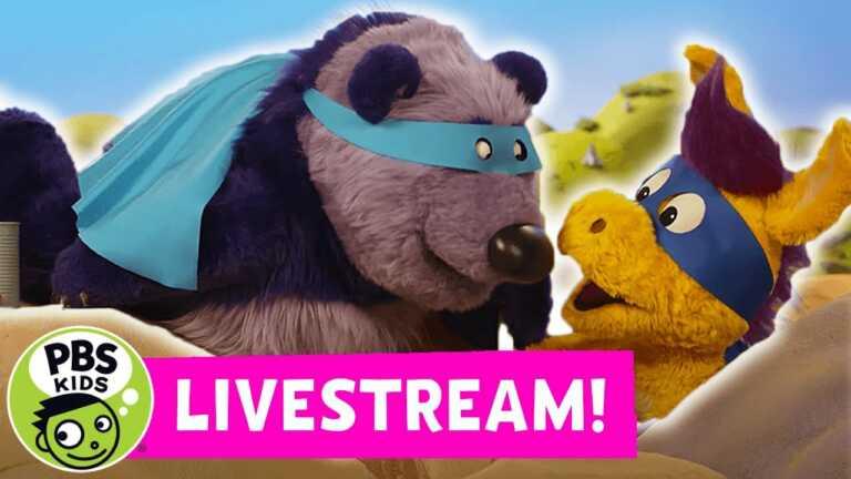 Donkey Hodie Live! | Donkey Hodie and Purple Panda Best Pal Moments! | PBS KIDS