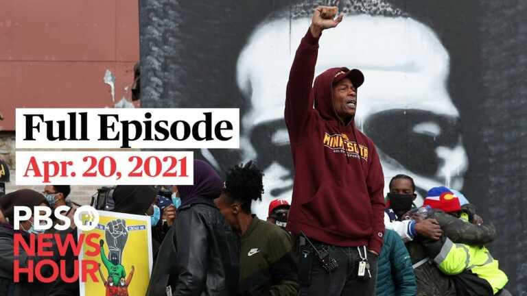 PBS NewsHour West live episode, Apr. 20, 2021