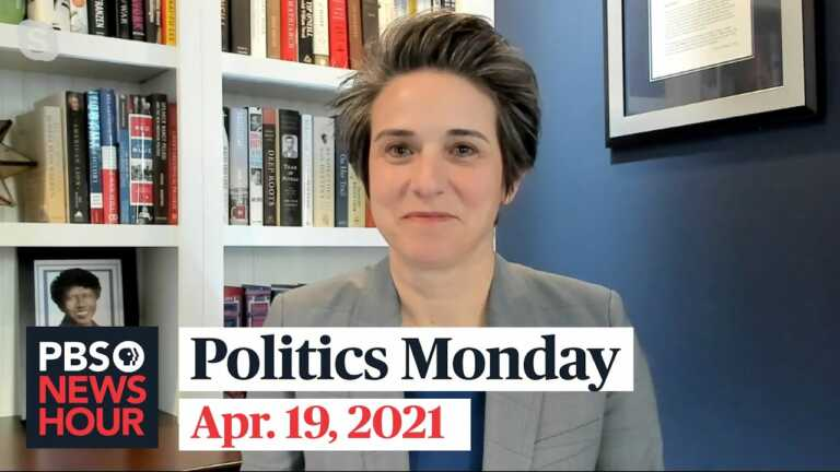 Tamara Keith and Amy Walter on the infrastructure package, fundraising in the GOP