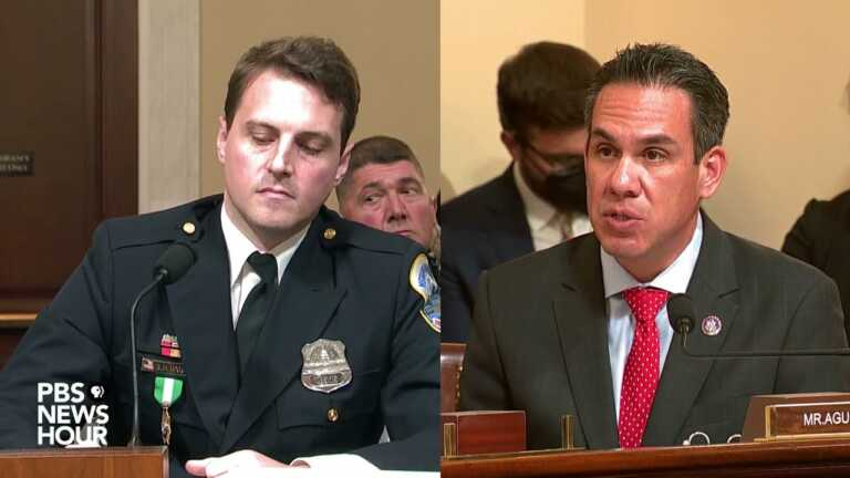 WATCH: Rep. Pete Aguilar questions witnesses in House investigation of Jan. 6