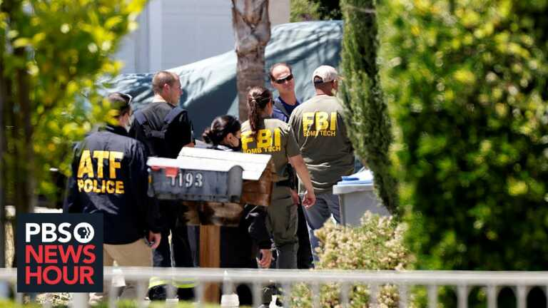 News Wrap: San Jose shooter targeted specific coworkers, had confessed to hating workplace