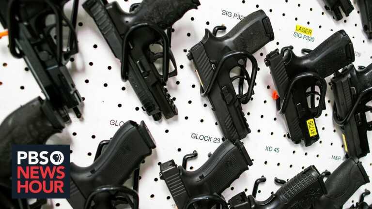 Breaking down Biden's plan to curb 'blemish' of gun violence in America