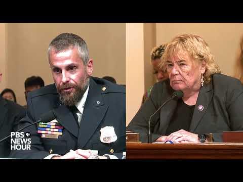WATCH: Rep. Zoe Lofgren questions witnesses in House investigation of Jan. 6