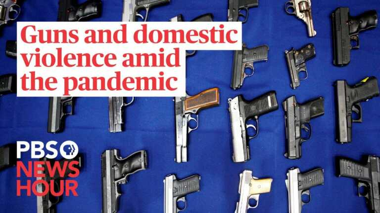 Ask the experts: How are guns, violence and domestic violence connected?