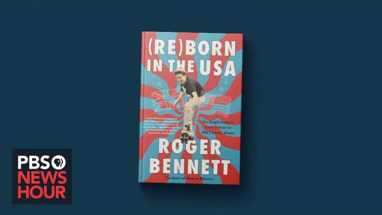 What being an American means to this author, host and former British citizen