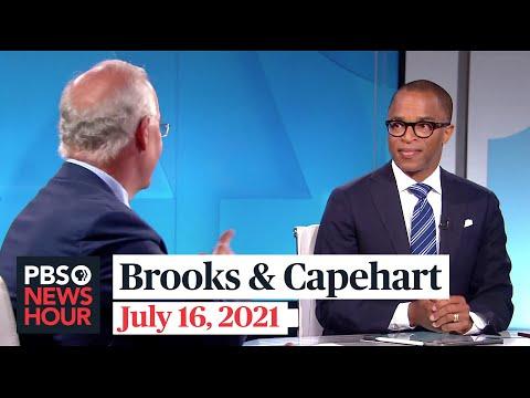 Brooks and Capehart on Indigenous boarding schools, Biden budget, child tax credit
