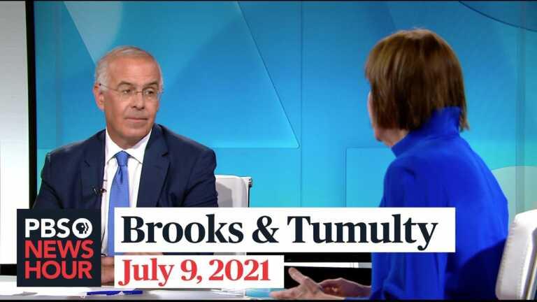 Brooks and Tumulty on earmarks, Afghanistan withdrawal, NYC mayor's race