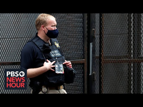 News Wrap: 900 Secret Service employees tested positive for COVID-19 since March 2020