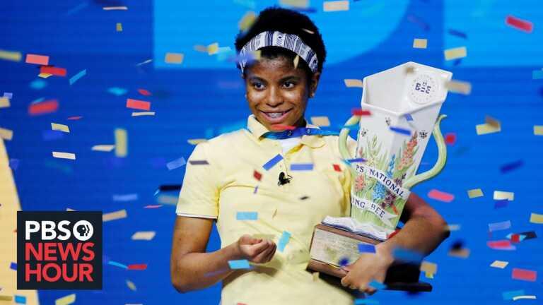 National Spelling Bee winner Zaila Avant-garde also holds 3 Guinness World Records