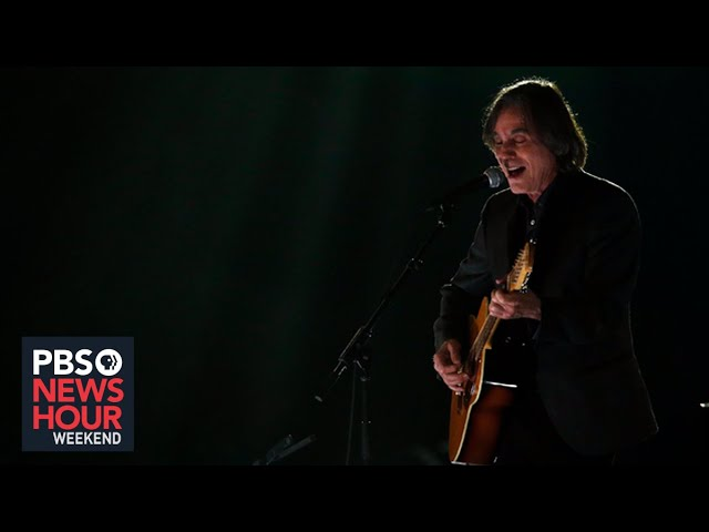 Jackson Browne: 'We could have a society in which justice is real'