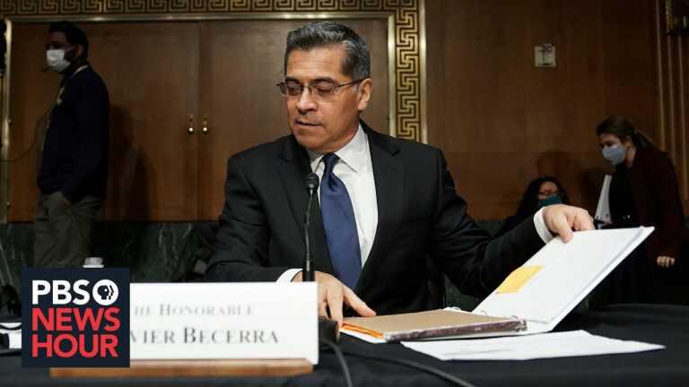 Sec. Becerra says Biden to build on 'Obamacare' after Supreme Court tosses GOP lawsuit