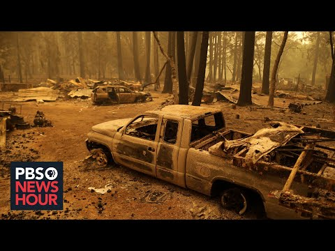 Uniquely challenging West U.S. wildfires usher in a 'new era of firefighting'