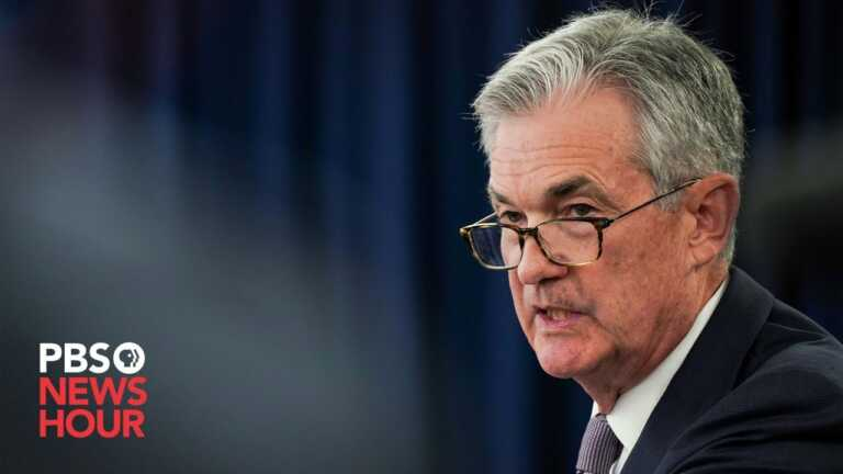 WATCH LIVE: Fed chair Jerome Powell testifies on state of economy as inflation accelerates