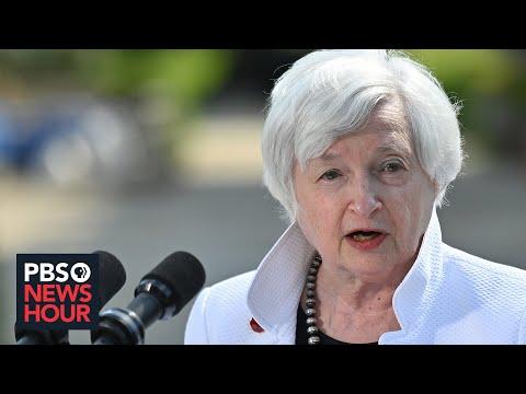Child tax credit should boost working families, Treasury Secretary Yellen says