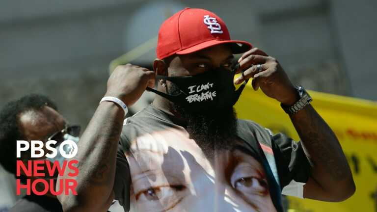 WATCH: Michael Brown's father says son's death feels like a bad dream