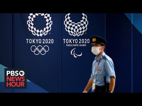 News Wrap: Tokyo sees highest COVID cases since May, days before Olympic Games