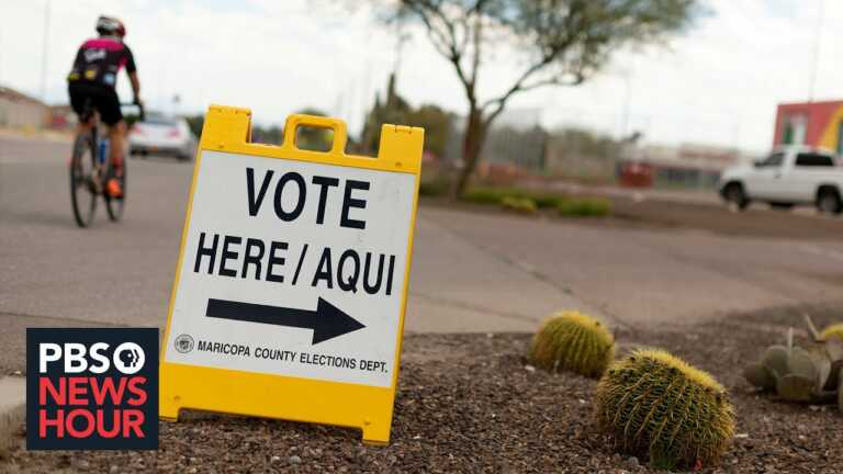 Exploring the 'unprecedented,' secretive efforts to review millions of ballots in Arizona