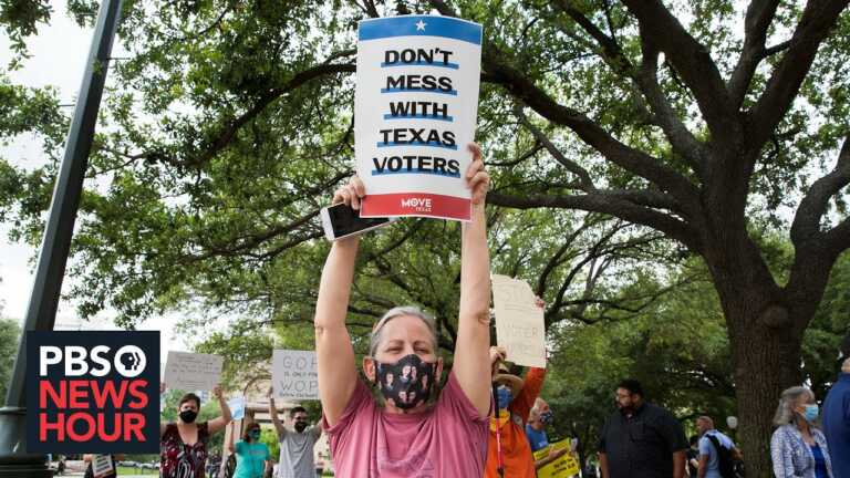 After increase in 2020 turnout, Texas Republicans attempt to restrict voting laws