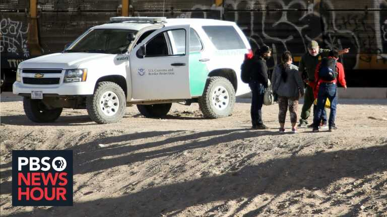 News Wrap: Number of minors at southern border hits all-time high amid claims of abuse