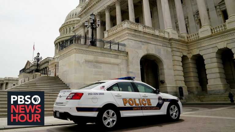News Wrap: Congress approves $2 billion in emergency spending for Capitol security
