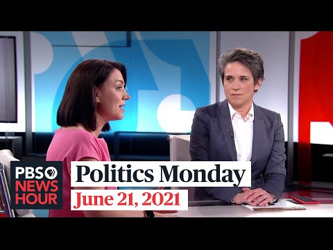 Tamara Keith and Amy Walter on NYC mayor's race, vaccine divide, infrastructure