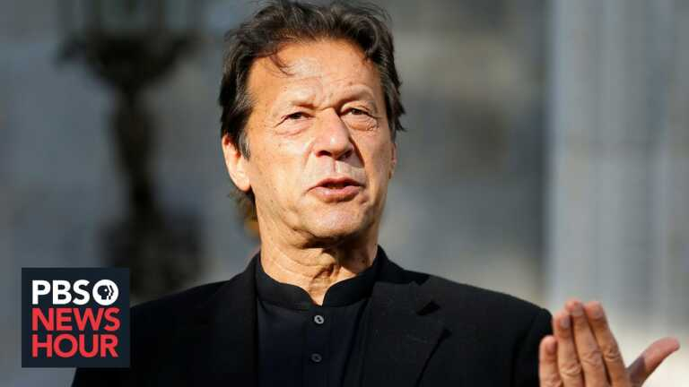 U.S. 'really messed it up' in Afghanistan, says Pakistan Prime Minister Imran Khan