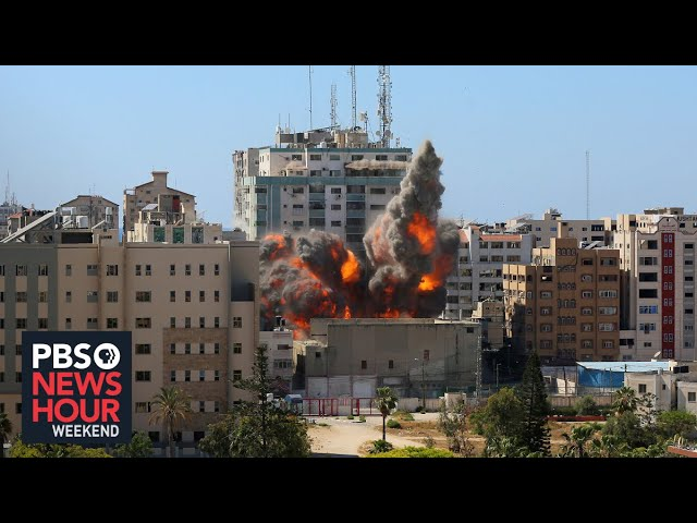 Israel-Palestine conflict intensifies as violence escalates