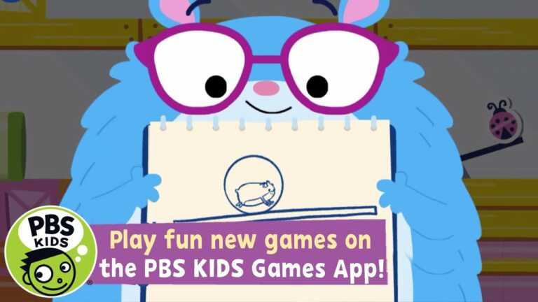 Play New Games like Team Hamster on the PBS KIDS Games App!   PBS KIDS
