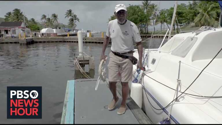 Lessons from Bill Pinkney's historic solo sail around the world
