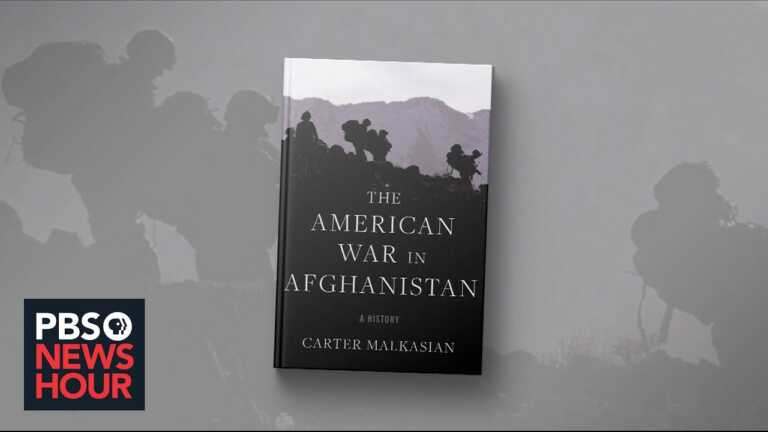 'Why did the US lose in Afghanistan?' A new book explores decades of mistakes