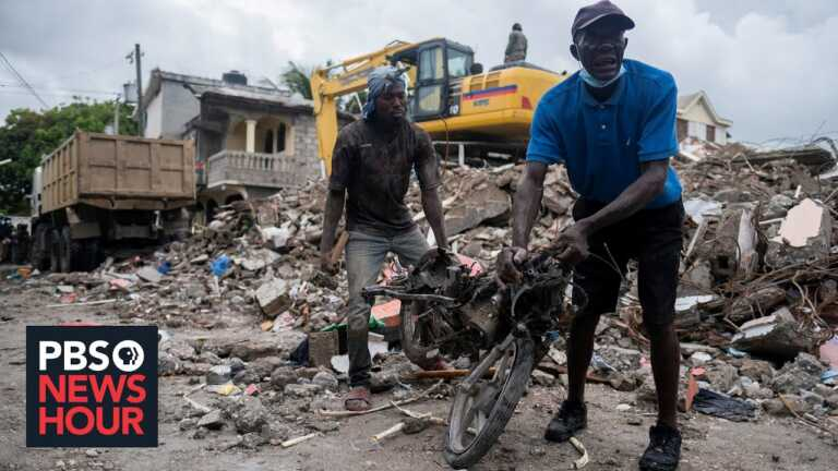 Why Haiti's rescue efforts and resources should be controlled by Haitians