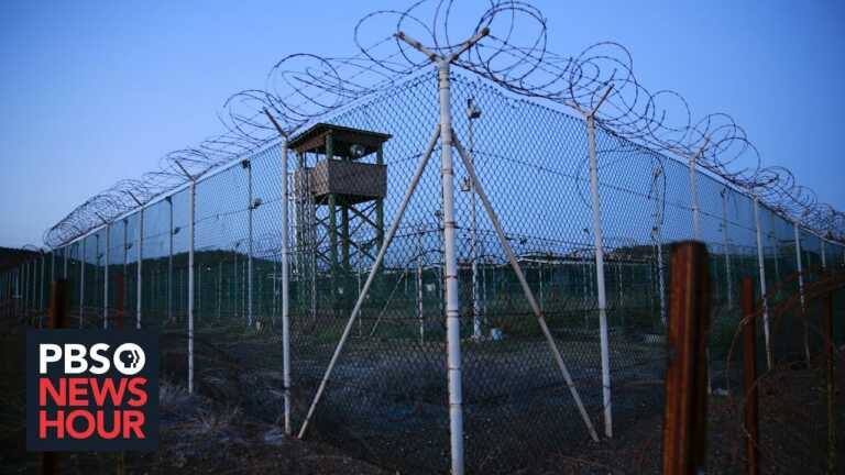 As Biden releases first Guantanamo detainee, could the camp's closure be far behind?