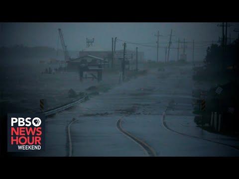 Ida: Louisiana braces for impact as evacuations continue