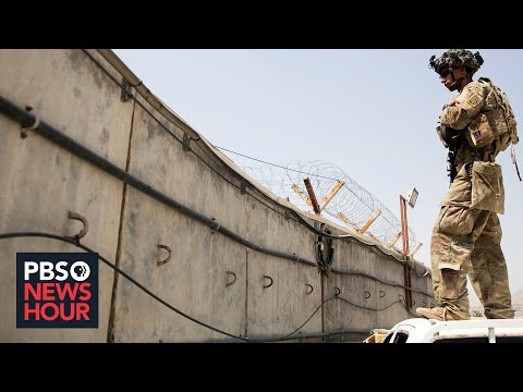 How veterans helped extract Afghan allies in face of 'inconsistent' evacuation plan